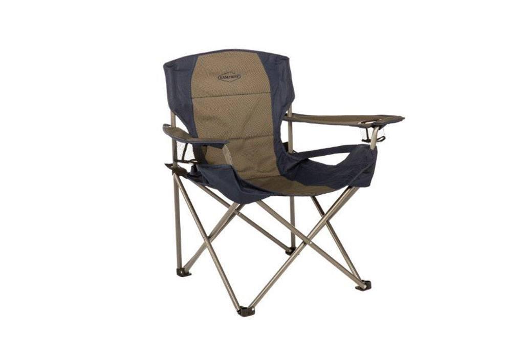 Kamp Rite® Folding Chair With Lumbar