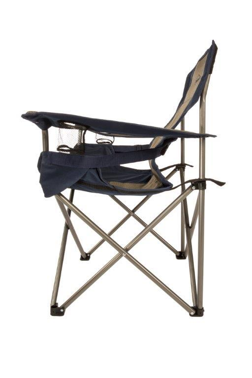 Kamp-Riteu00ae Folding Chair with Lumbar : Kamp-Rite