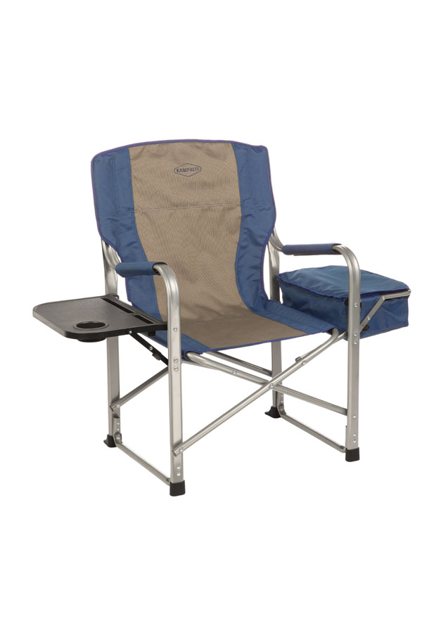 Kamp Rite Director S Chair With Side Table Cooler Kamp Rite