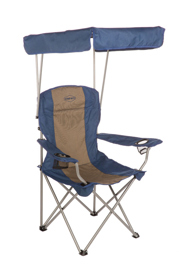 Kamp Rite Chair With Shade Canopy Kamp Rite