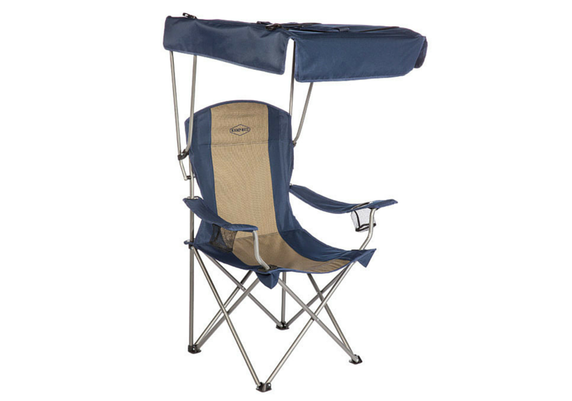 K&-Rite® Chair with Shade Canopy  sc 1 st  K&-Rite & Kamp-Rite® Chair with Shade Canopy | Kamp-Rite