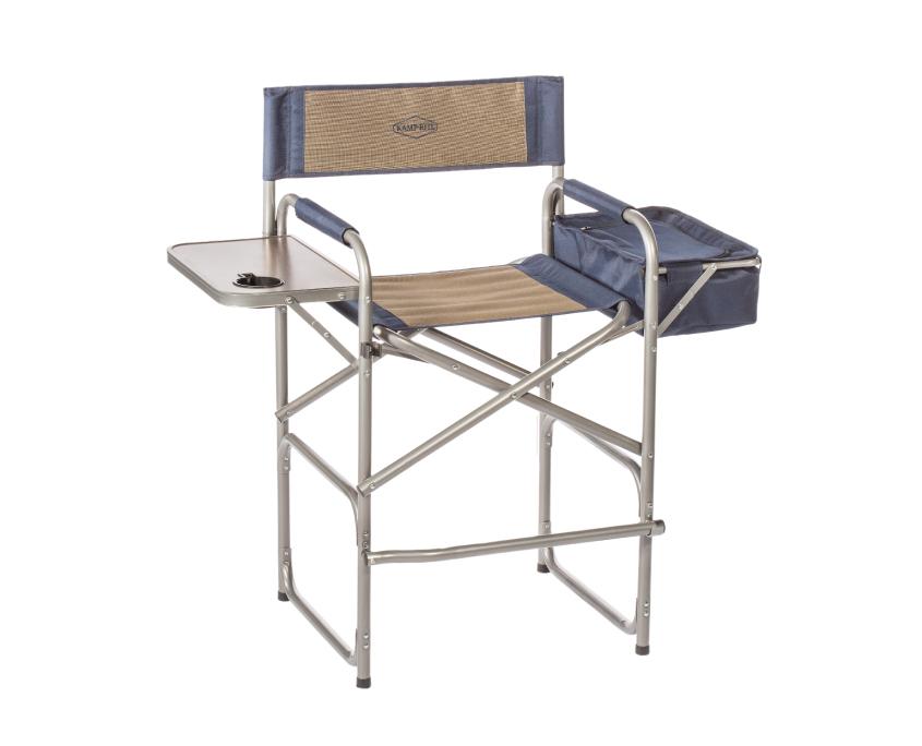 Ordinaire Kamp Rite® High Back Directoru0027s Chair With Side Table U0026 Cooler | Kamp Rite