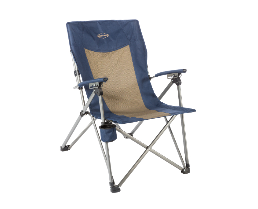 sc 1 st  K&-Rite & Kamp-Rite® 3 Position Hard Arm Reclining Chair | Kamp-Rite