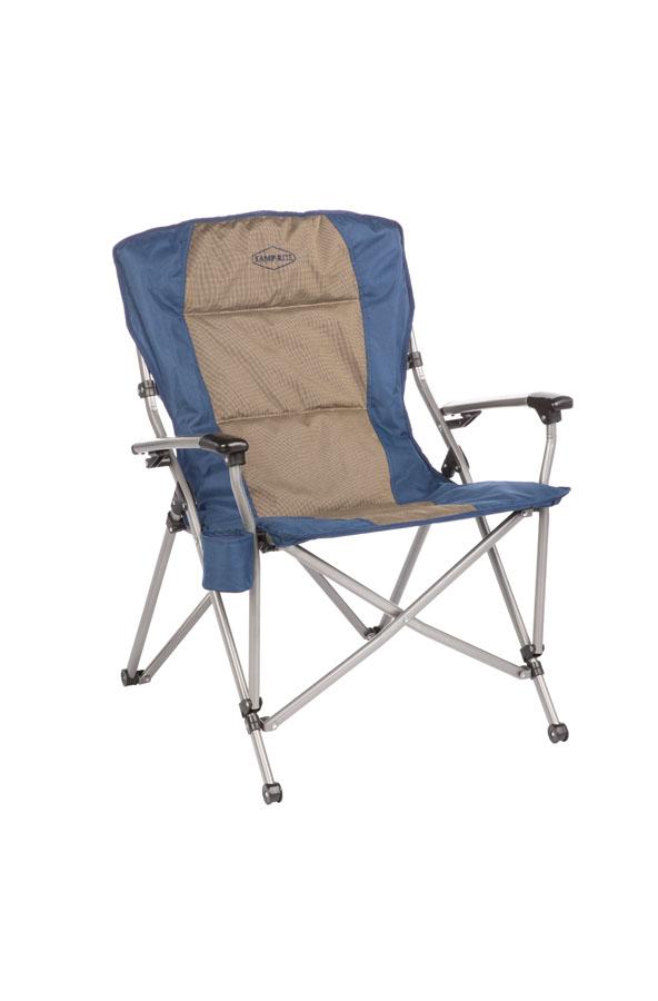 Padded Hard Arm Chair Kamp Rite